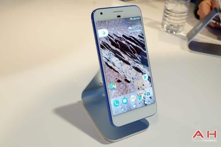 Google Pixel Hands On AH 4