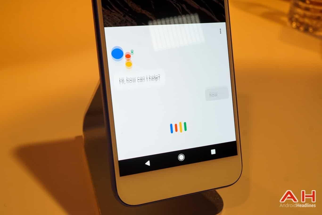 Google Pixel Hands On AH 6