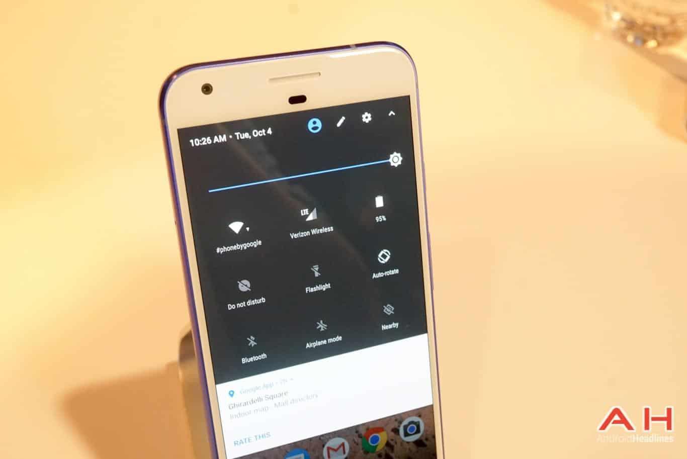 Google Pixel Hands On AH 7