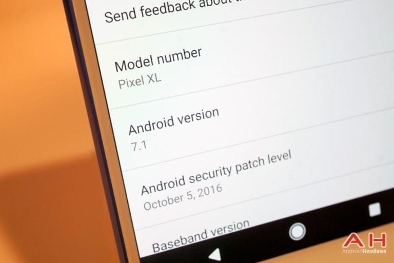 Google Pixel Hands On AH 8