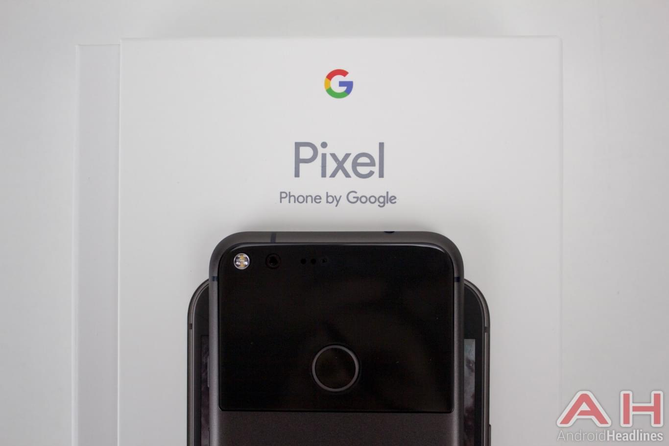 Google Pixel XL AH NS pixel logo 2