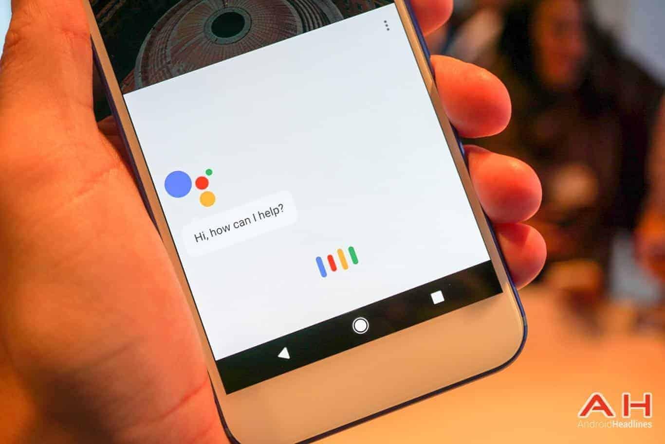 Google Pixel XL Hands On AH 10