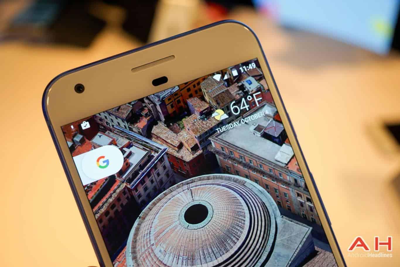 Google Pixel XL Hands On AH 13