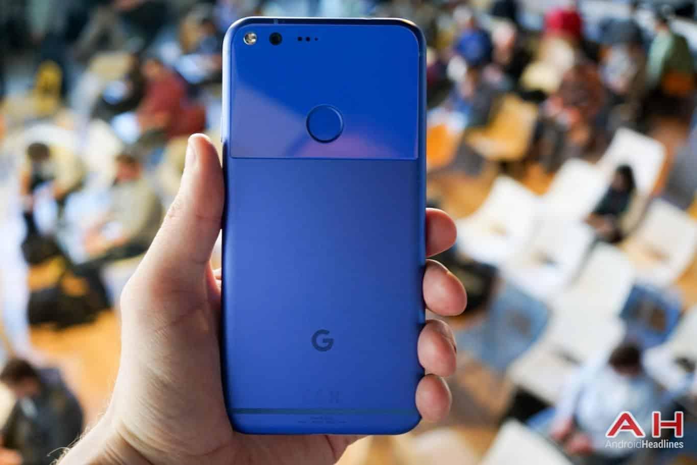 Google Pixel XL Hands On AH 22