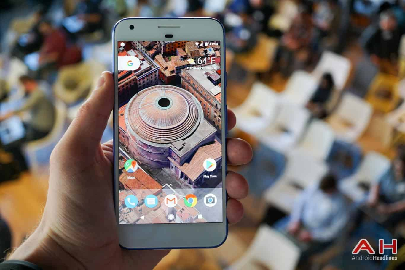 Google Pixel XL Hands On AH 29