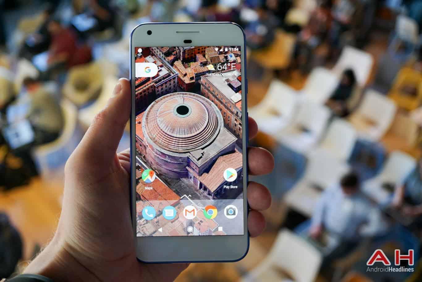 Google Pixel XL Hands On AH 30
