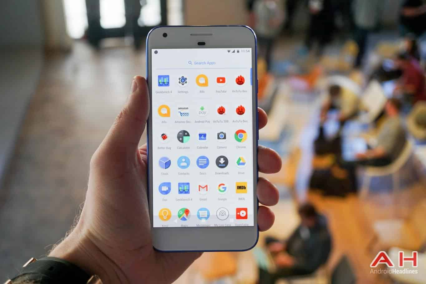 Google Pixel XL Hands On AH 32