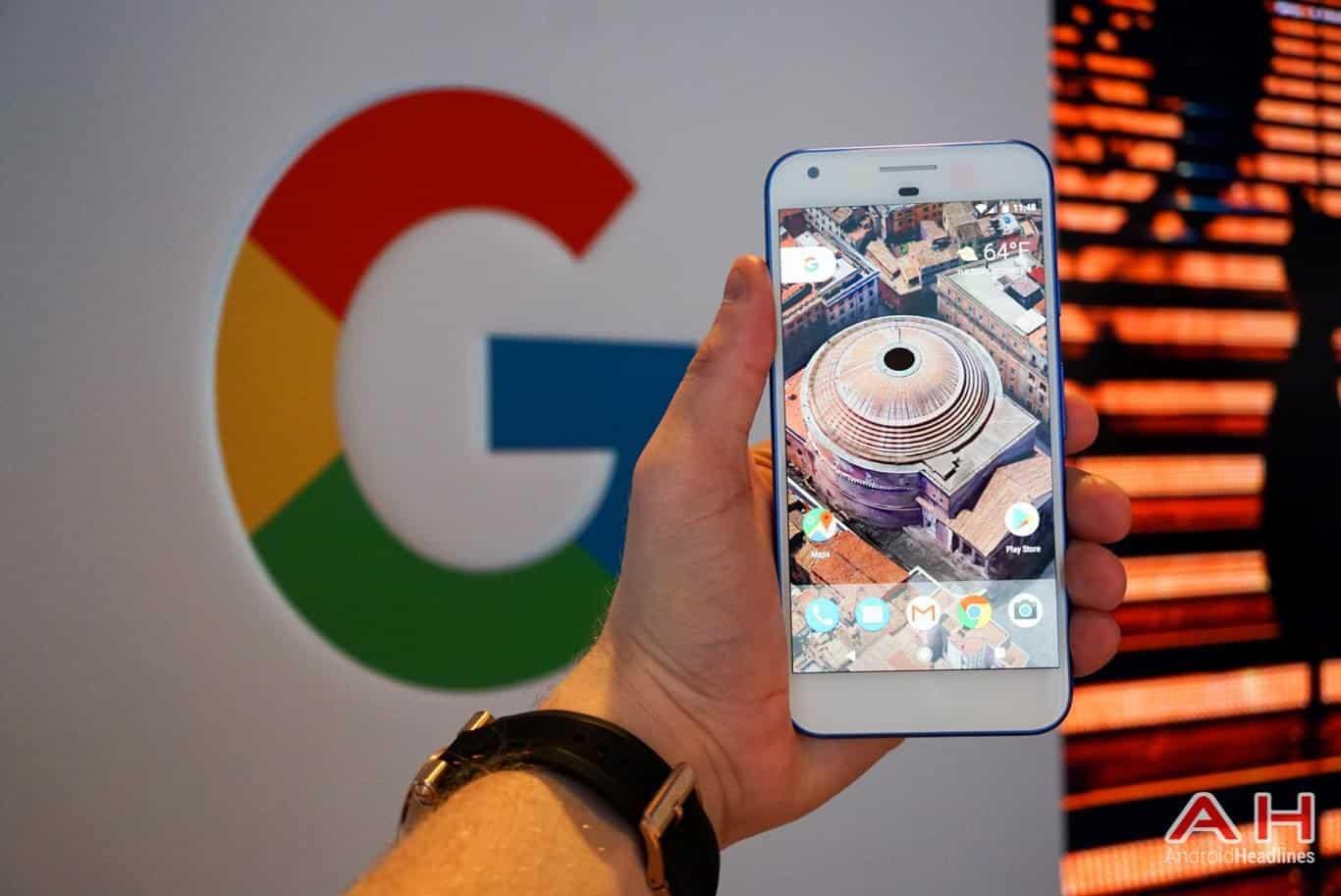 Google Pixel XL Hands On AH 4