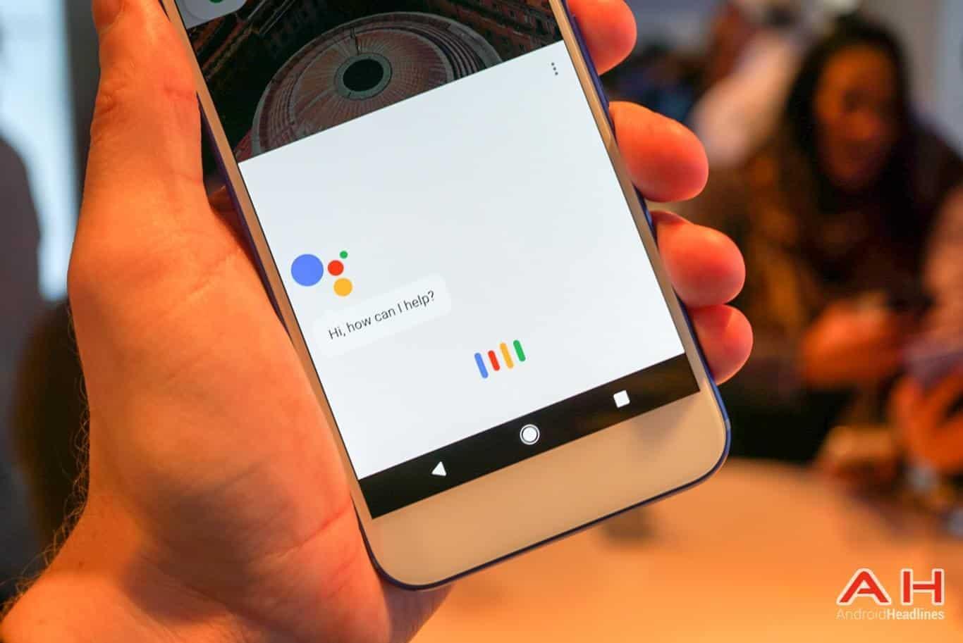 Google Pixel XL Hands On AH 9