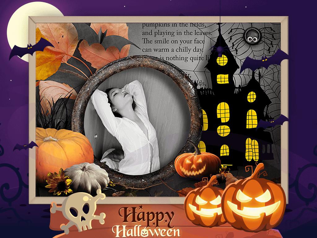 halloween photo frames - proga | info