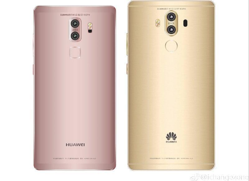 Huawei Mate 9 Rear Chasis e1476366706497