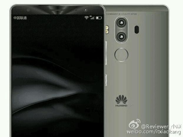 Rumor: Huawei Mate 9 To Sport 20MP & 12MP Main Cameras
