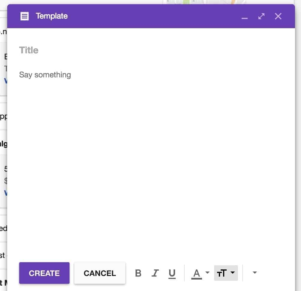Inbox On The Web Gets New \'Templates\' Feature | Androidheadlines.com