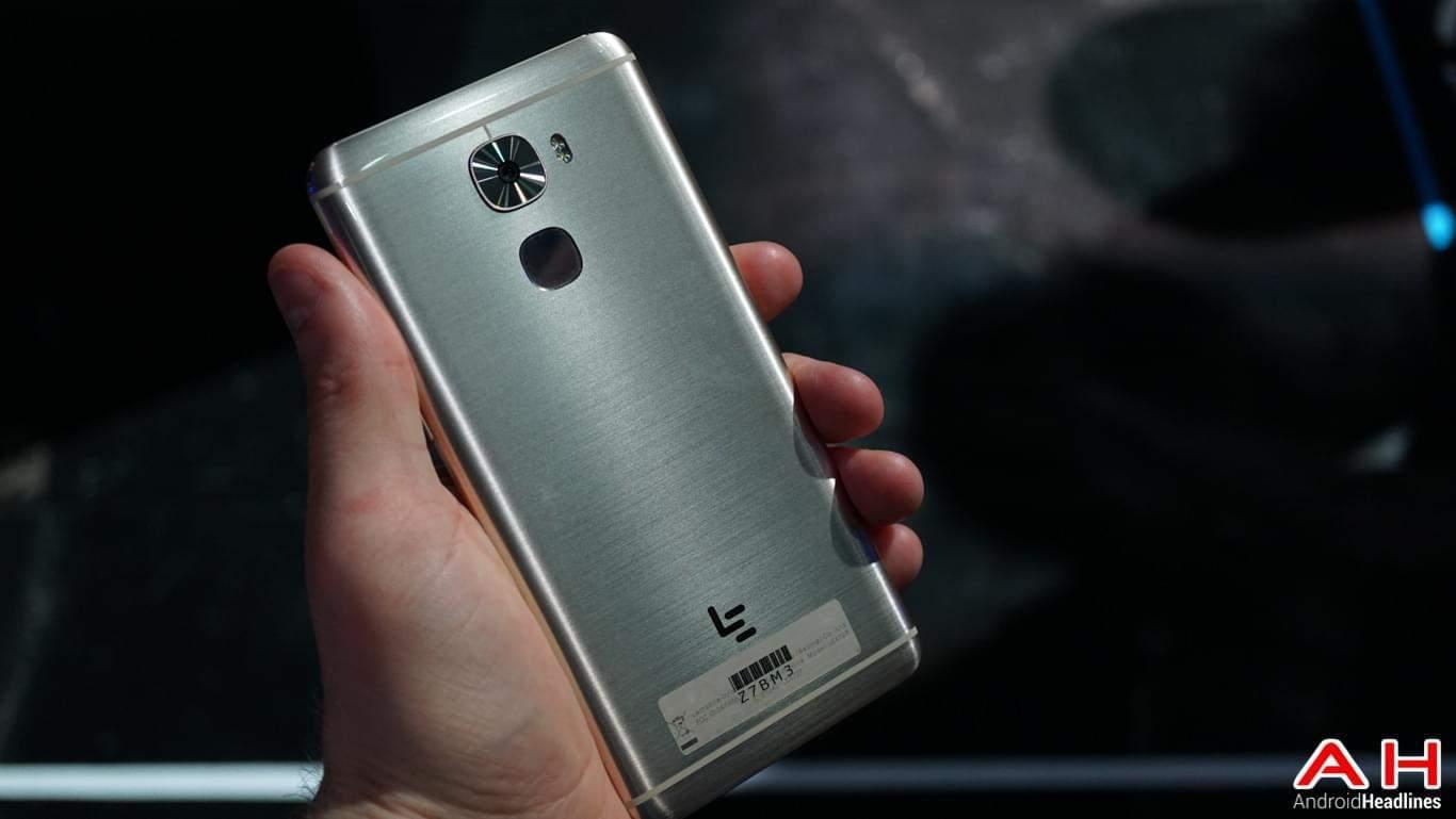 LeEco Le Pro 3 Hands On AH 8