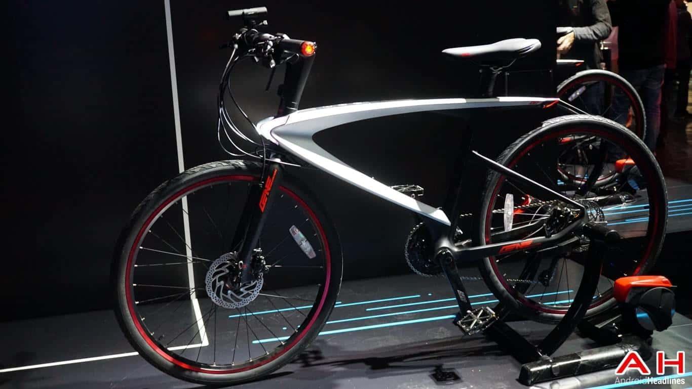 LeEco LeSyvrac Smartbike AH 1