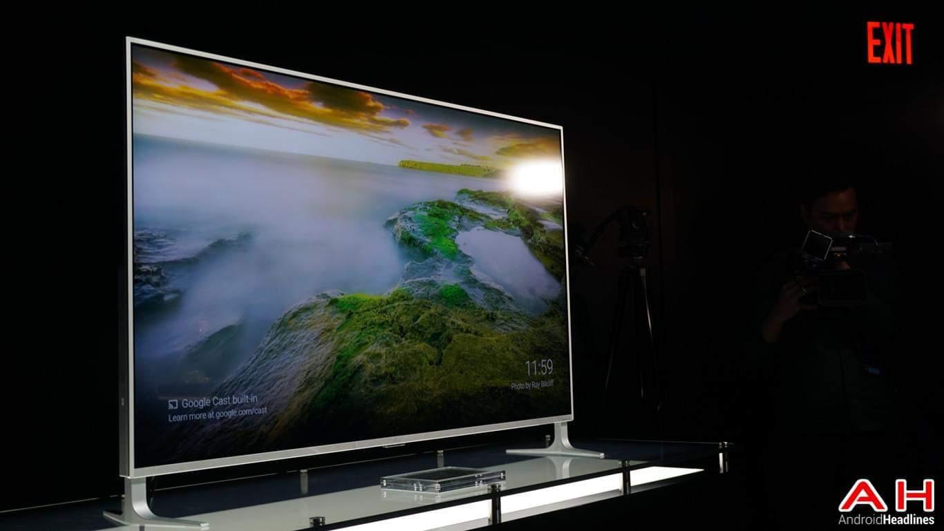 LeEco Super4 X55 TV Hands On AH 1