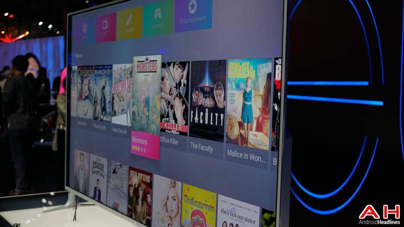 LeEco Super4 X55 TV Hands On AH 13