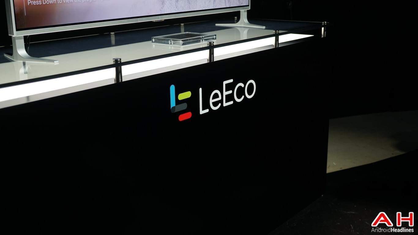 LeEco Super4 X55 TV Hands On AH 4