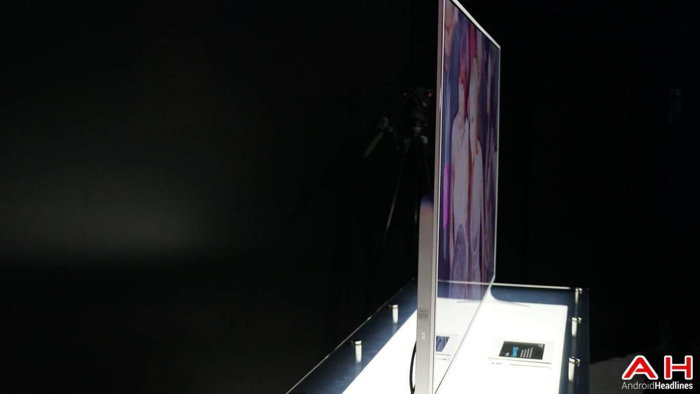 LeEco Super4 X55 TV Hands On AH 6