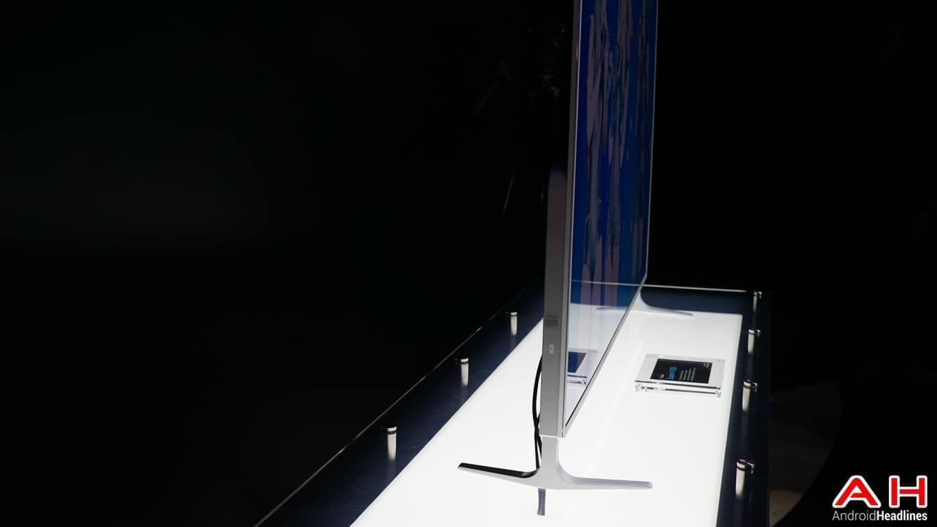 LeEco Super4 X55 TV Hands On AH 7