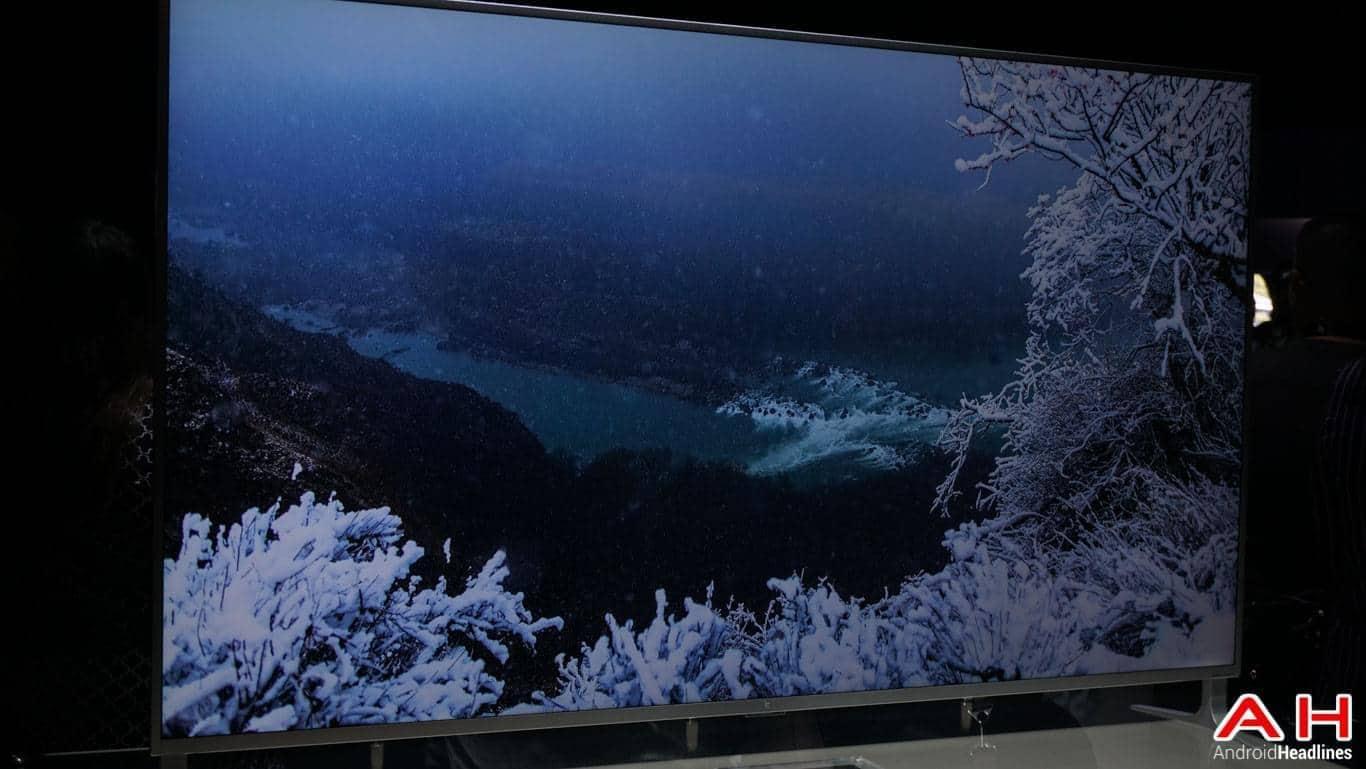 LeEco Super4 X65 TV Hands On AH 2