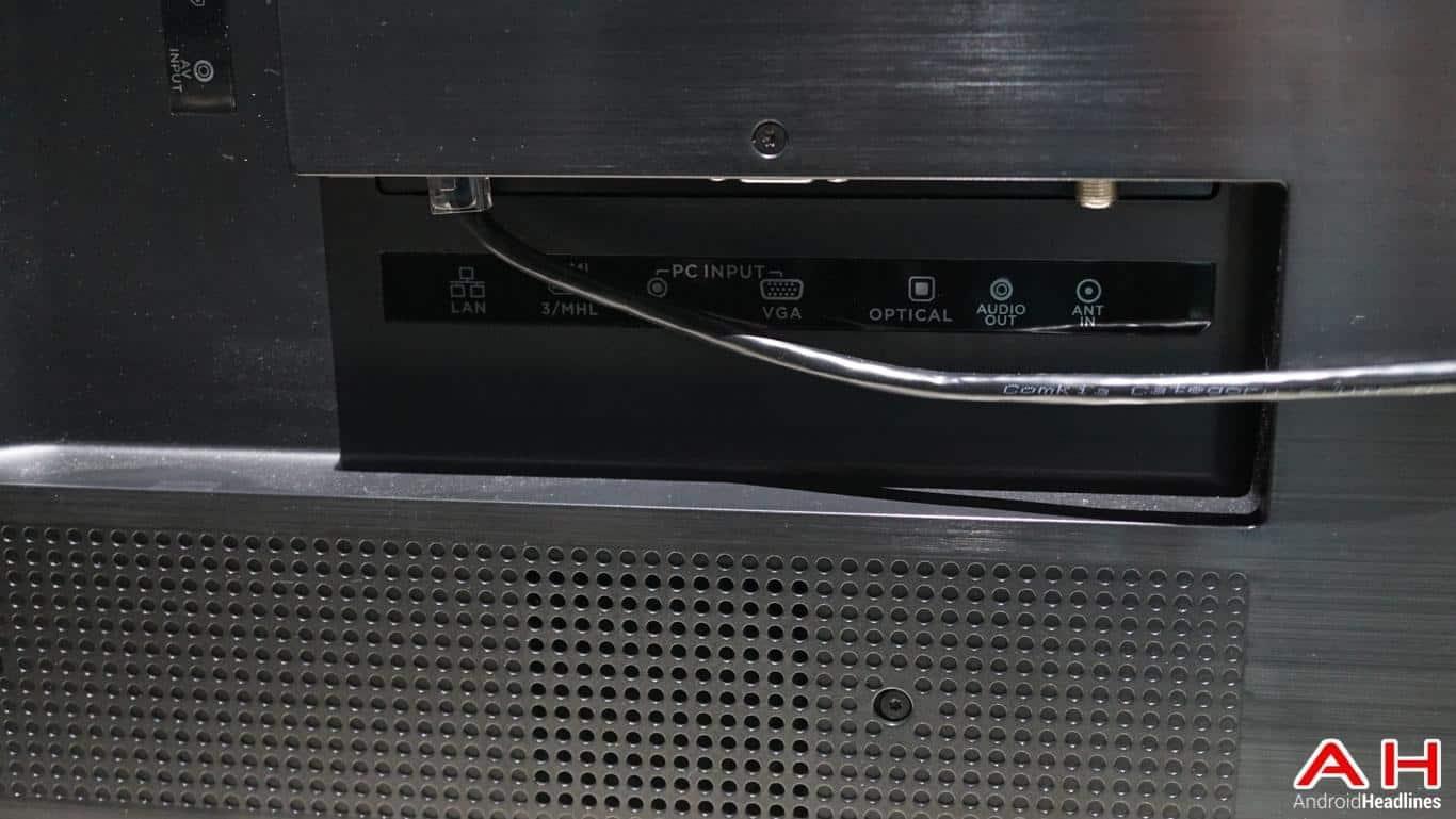 LeEco Super4 X65 TV Hands On AH 9