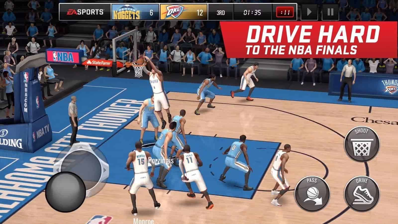 Top 10: Basketball Games For Android | Android News