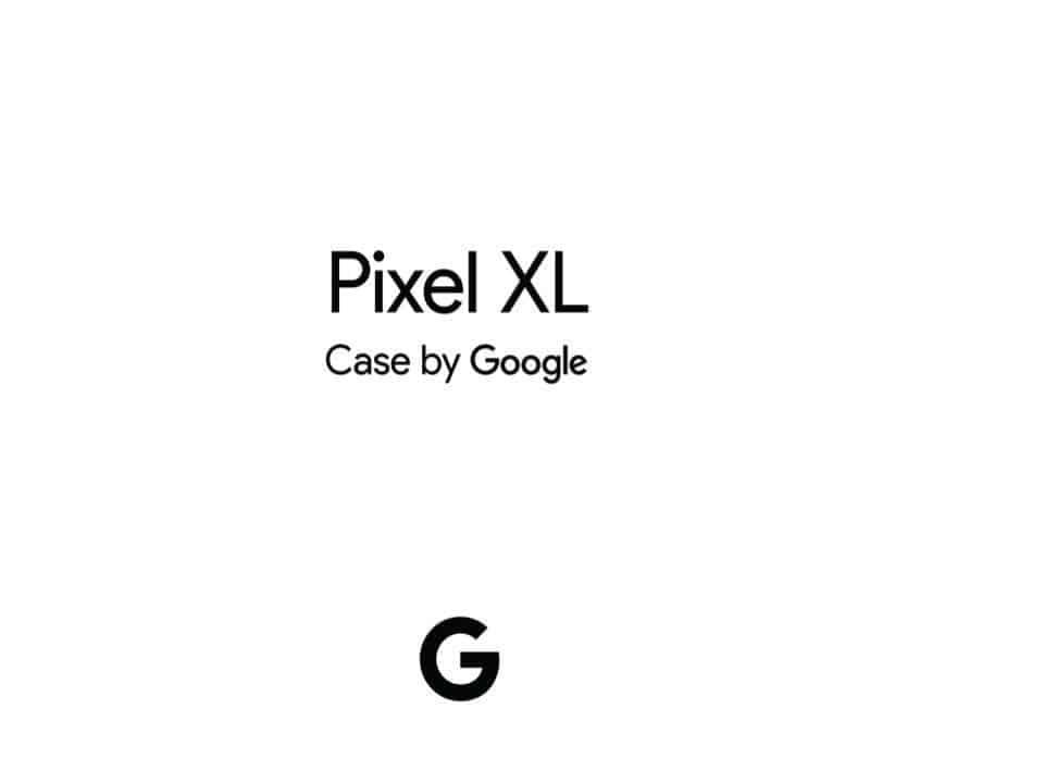 PIxel XL Case by Google