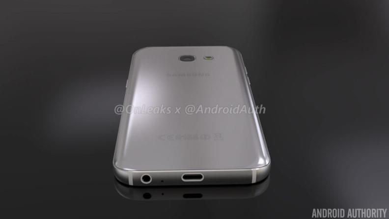 Samsung Galaxy A5 2017 Render 10