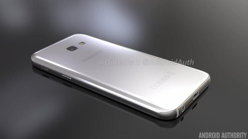 Samsung Galaxy A5 2017 Render 11