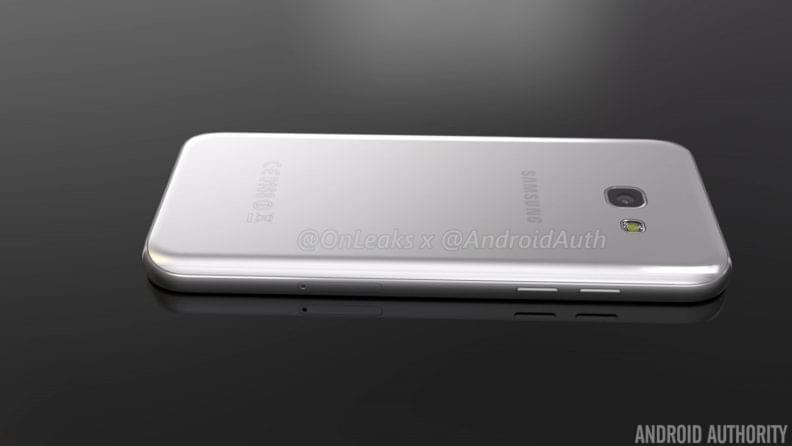 Samsung Galaxy A5 2017 Render 14