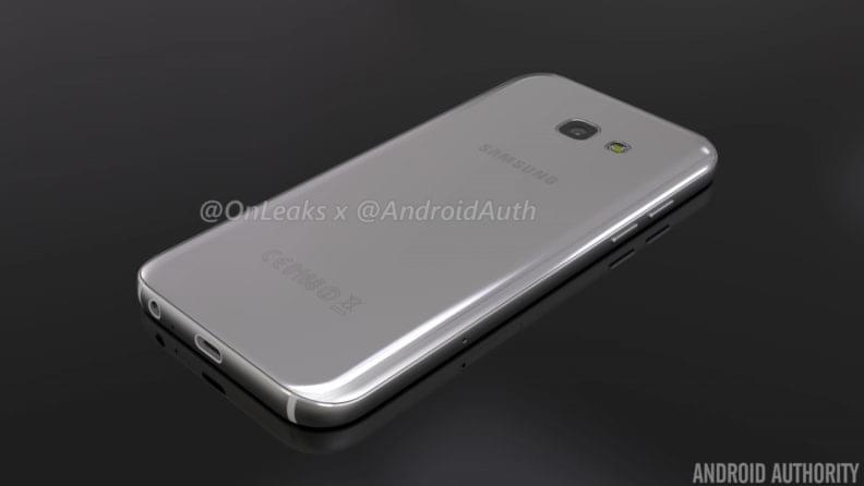 Samsung Galaxy A5 2017 Render 15