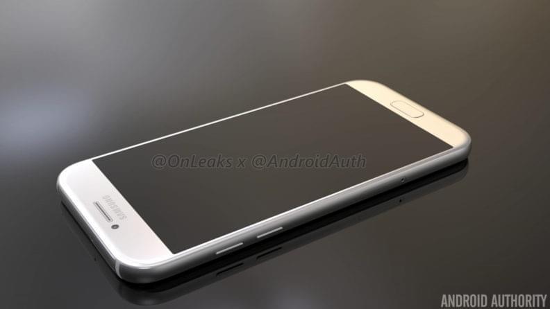 Samsung Galaxy A5 2017 Render 5