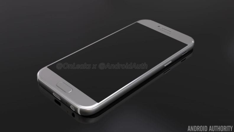 Samsung Galaxy A5 2017 Render 8