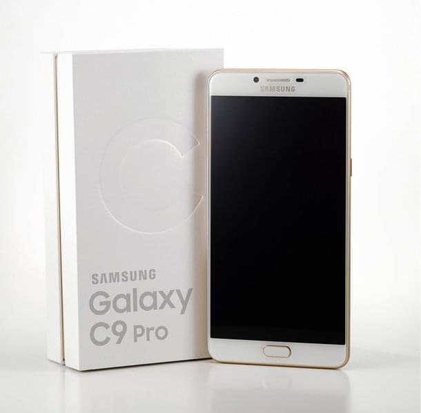 Samsung Galaxy C9 Pro 13