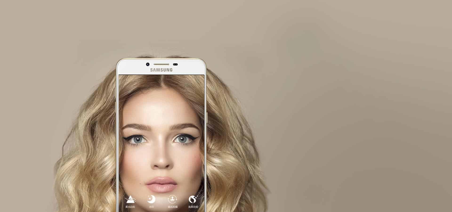 Samsung Galaxy C9 Pro 3