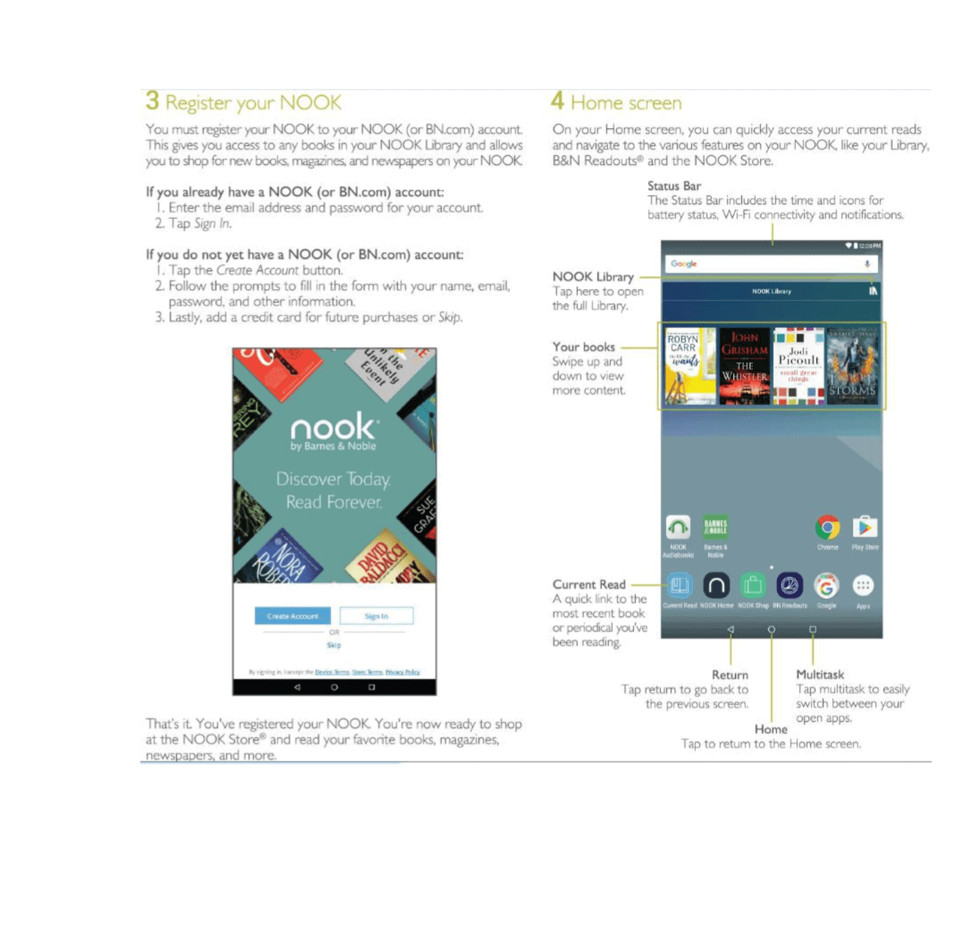 Leak: New Barnes & Noble Nook 7 Stops By The FCC | Android News