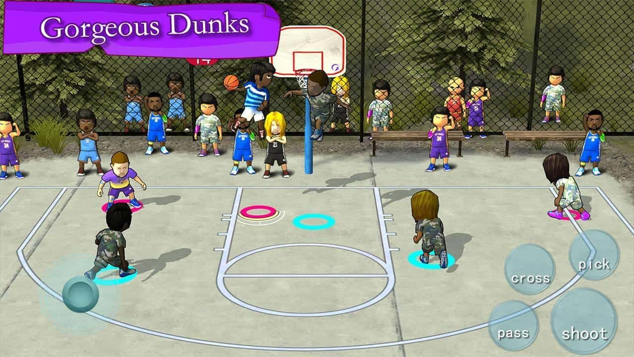 street-basketball-association