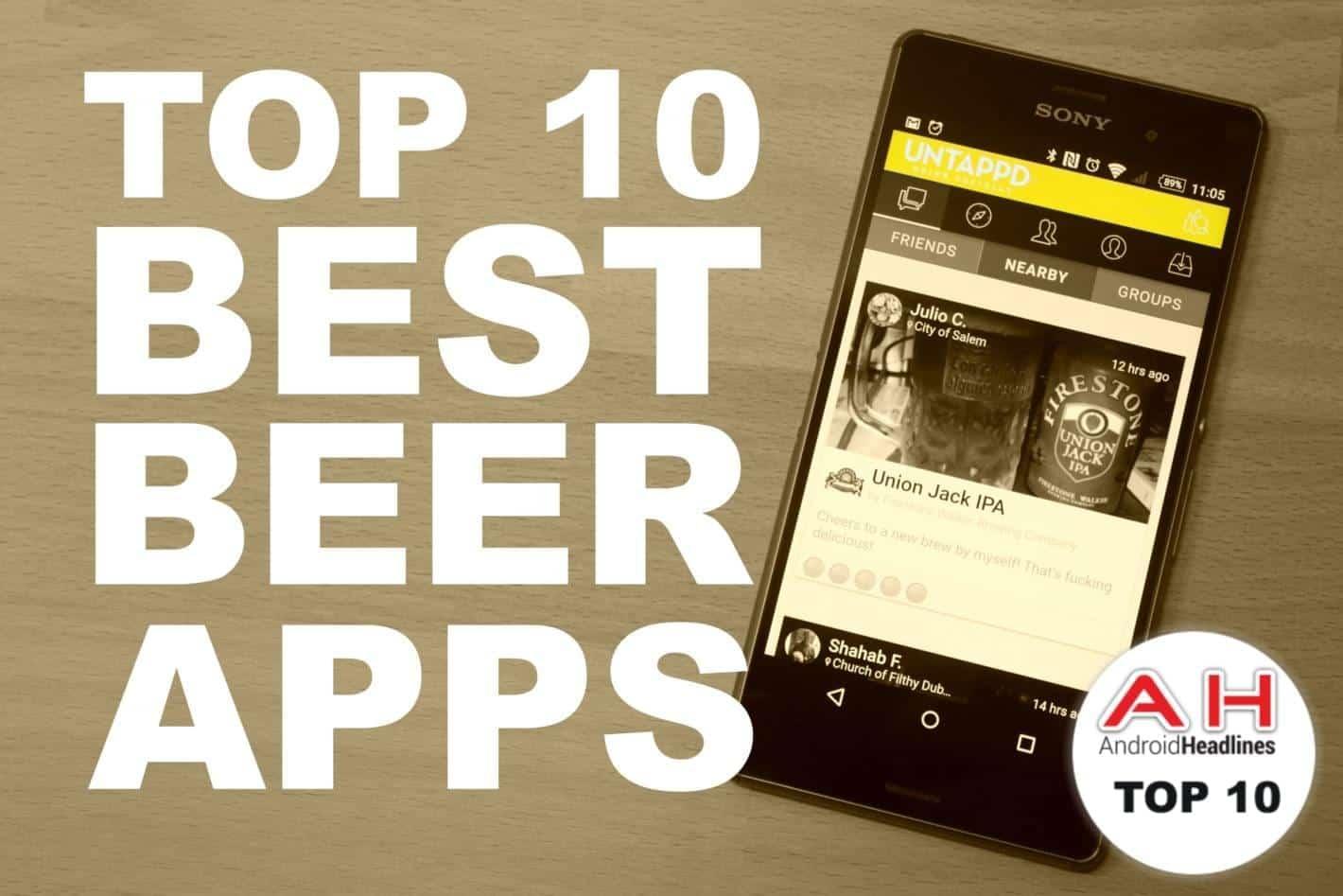 Top10 Beer Apps