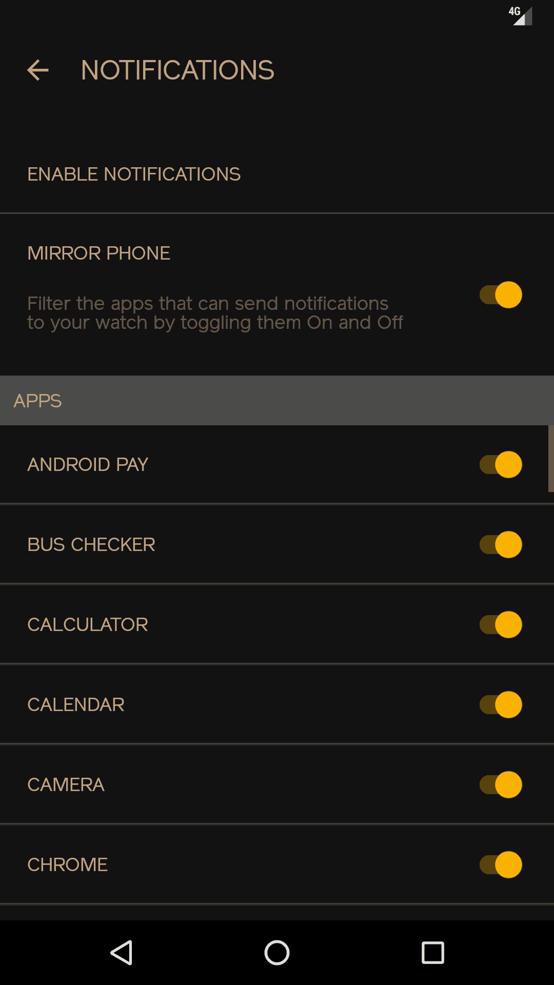 Vector Software Interface 5