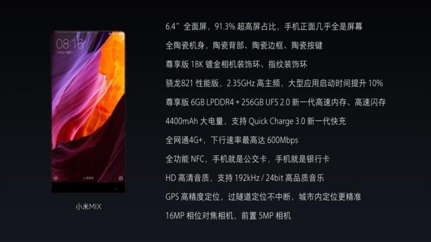 Xiaomi MIX 12