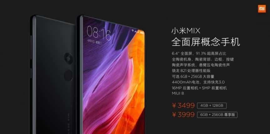 Xiaomi MIX 15