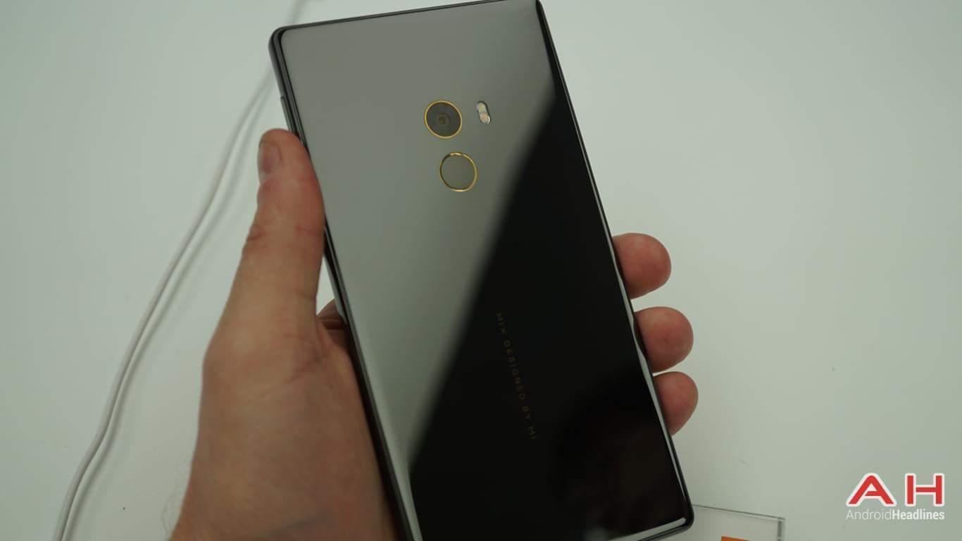 Xiaomi Mi Mix AH Hands On 20