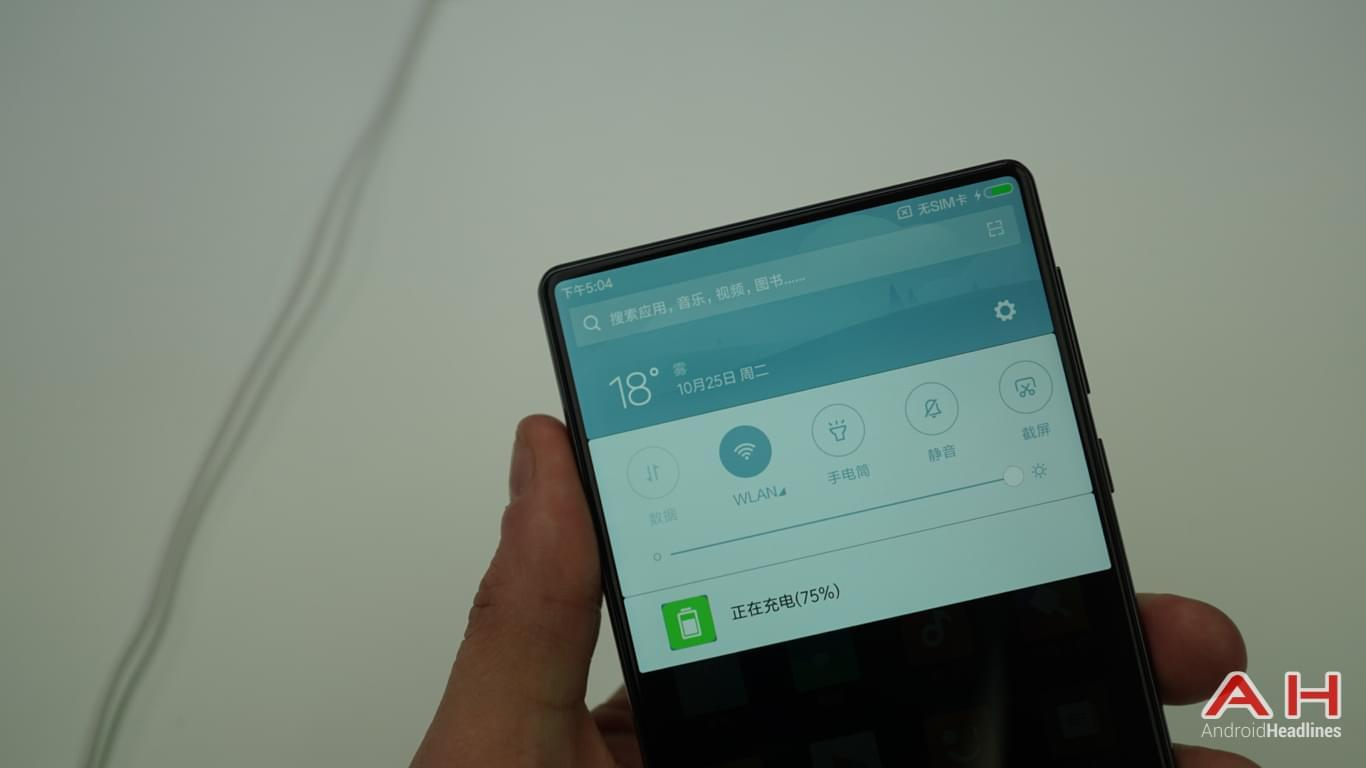 Xiaomi Mi Mix AH Hands On 26