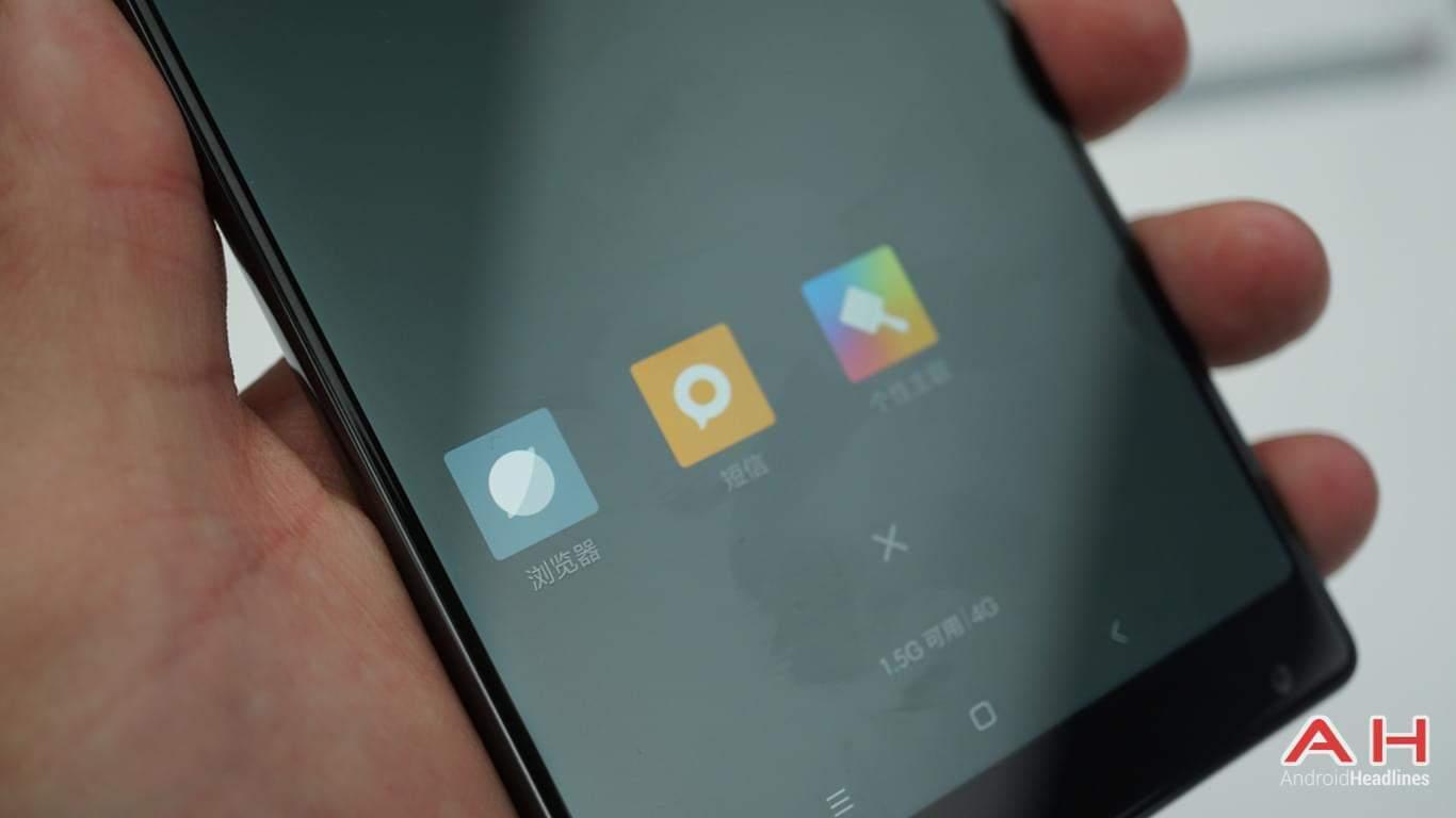 Xiaomi Mi Mix AH Hands On 4