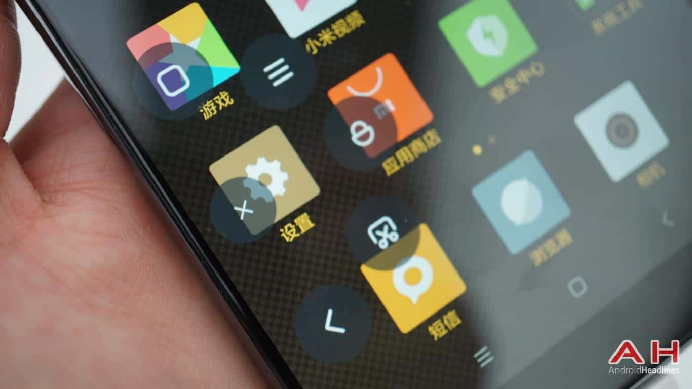 Xiaomi Mi Mix AH Hands On 5
