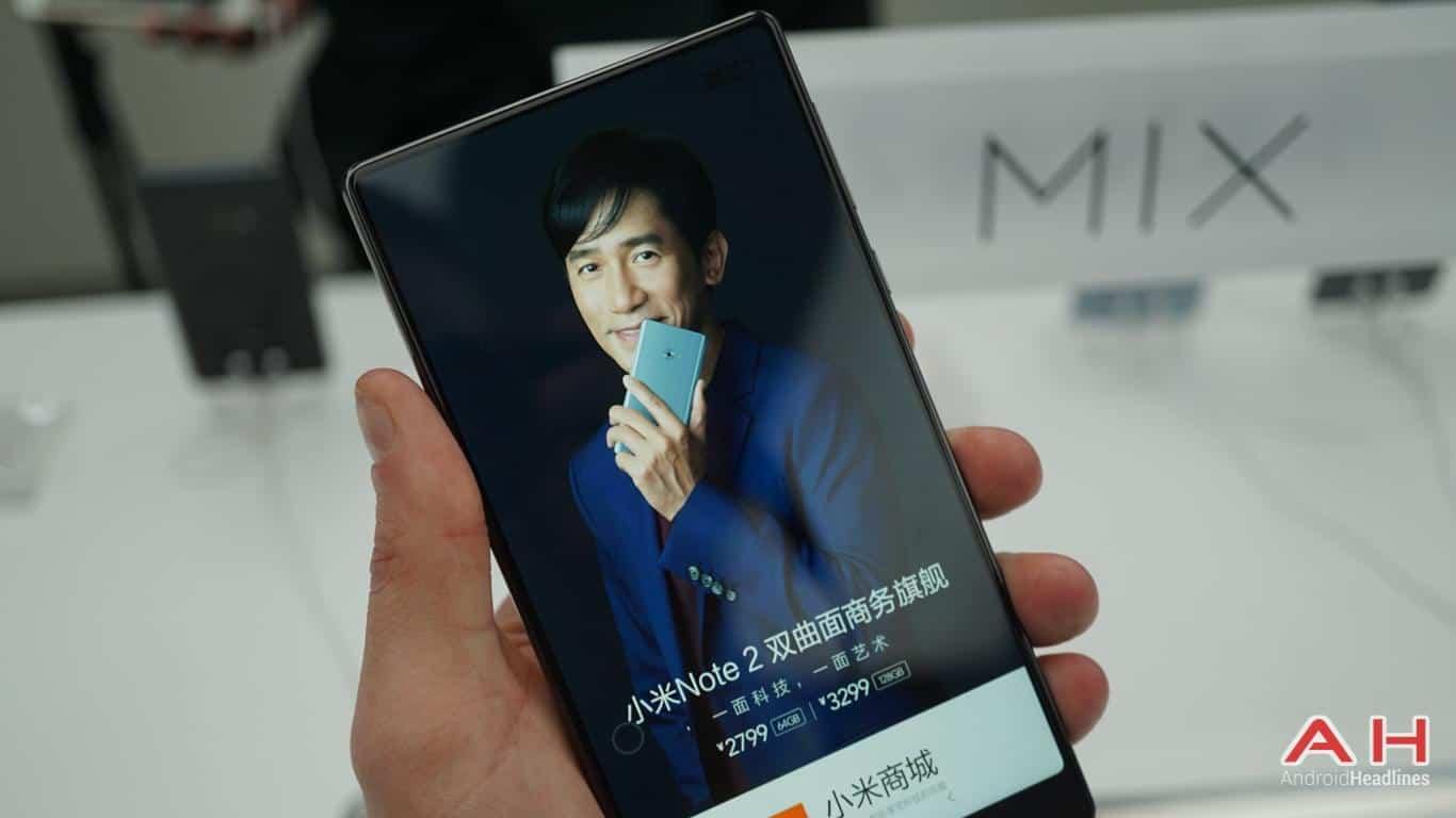 Xiaomi Mi Mix AH Hands On 6