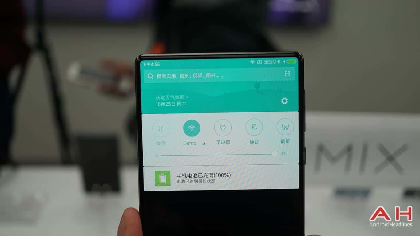 Xiaomi Mi Mix AH Hands On 8