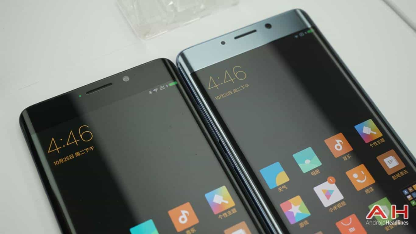 Xiaomi Mi Note 2 AH Hands On 20
