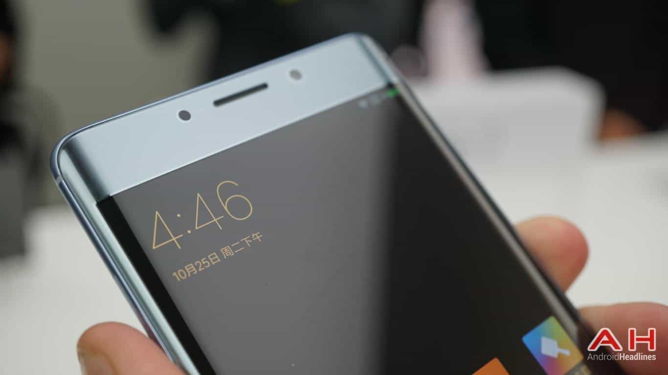 Xiaomi Mi Note 2 AH Hands On 25